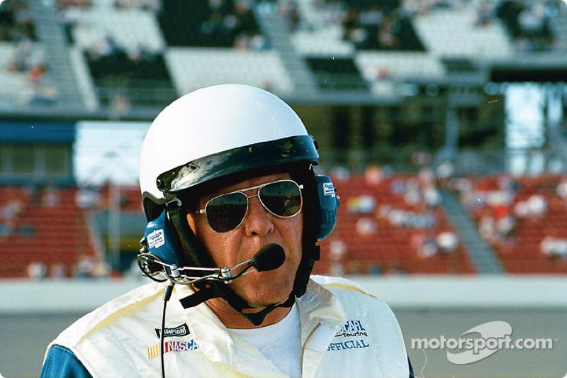 Nouvelle consigne de sécurité pour les officiels NASCAR