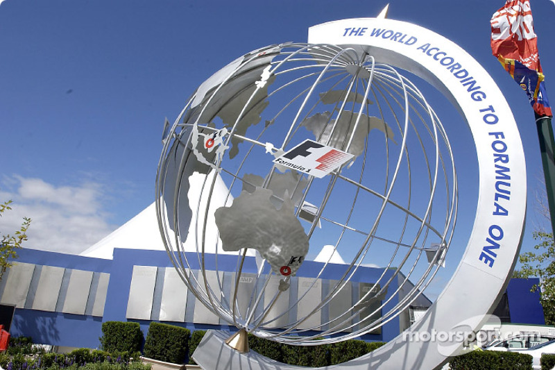 The World according to Formula One