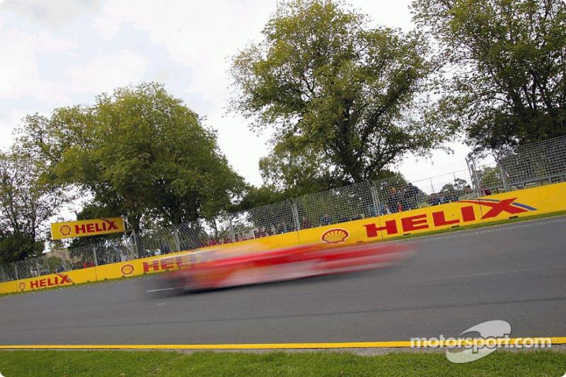 Ferrari, définitivement trop rapide