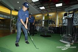 Visit to Singapore: Felipe Massa