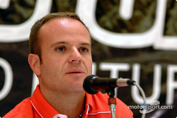 Bridgestone press conference: Rubens Barrichello