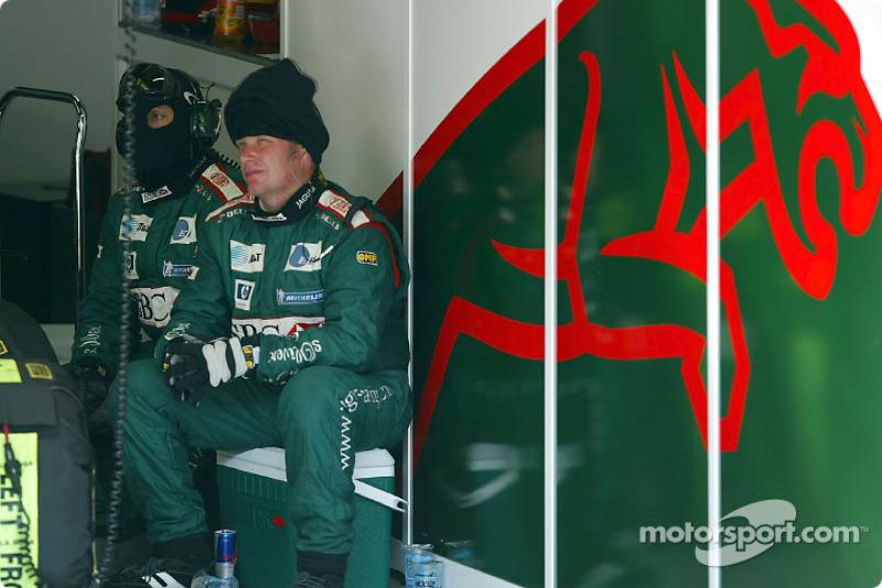 Miembross del equipo Jaguar