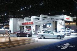 Nissan stand