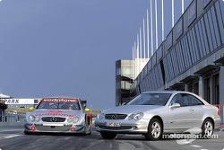 La nouvelle Mercedes-Benz CLK-DTM