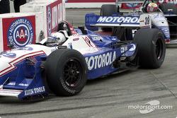 Michael Andretti et Max Papis