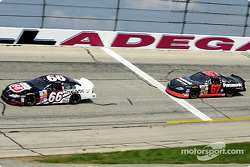 Casey Mears and C W Smith