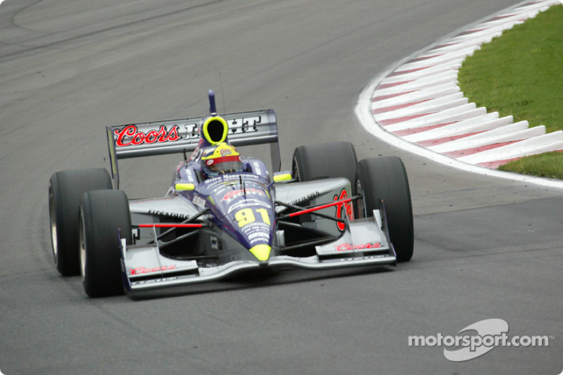 Sunday morning session: Buddy Lazier