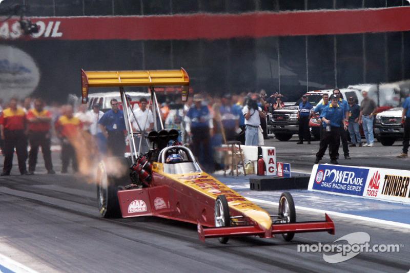 Top Fuel qualifying