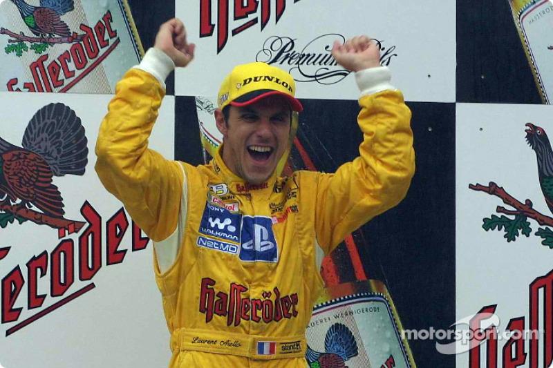 2002: Laurent Aiello (Audi)