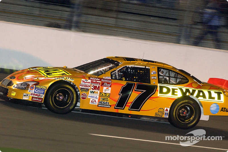 Matt Kenseth finished 3rd in The Winston all star event