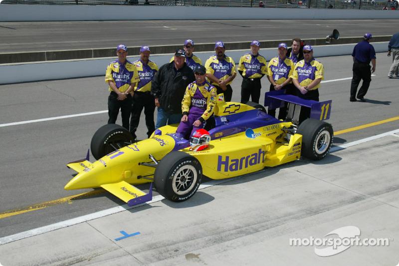 Greg Ray and team