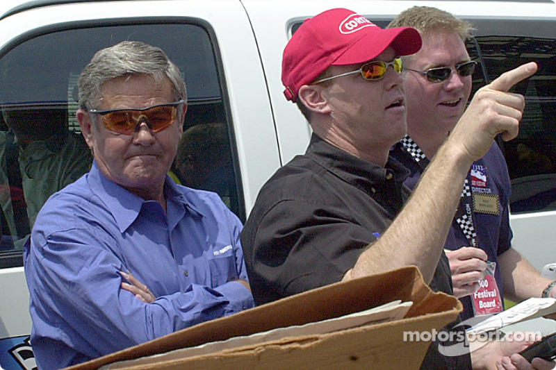 Big Al and Little Al Unser