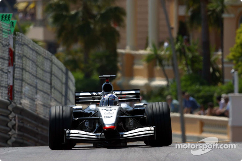 2002: David Coulthard, McLaren-Mercedes MP4-17