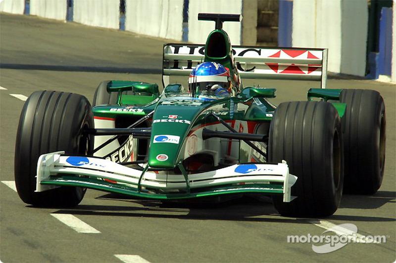 Jaguar R3 (2002)