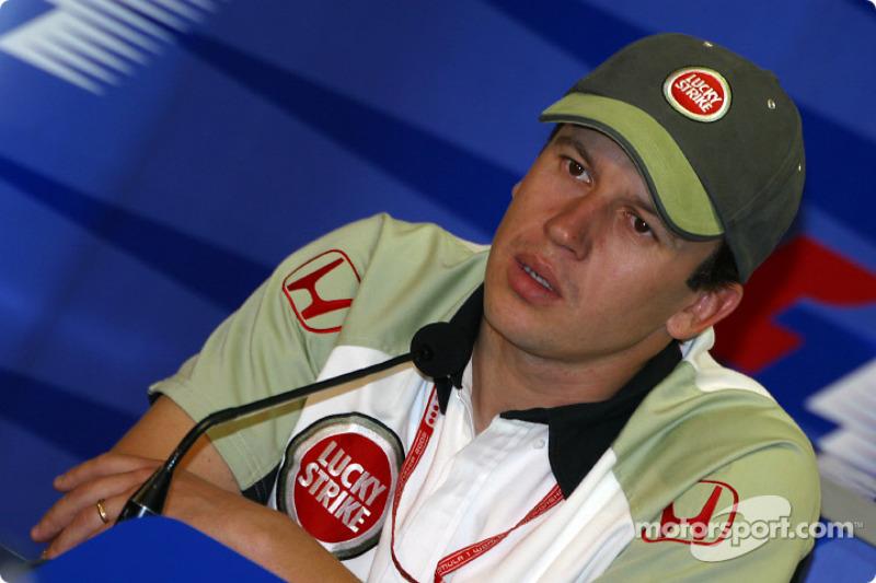Conferencia FIA del viernes: Olivier Panis