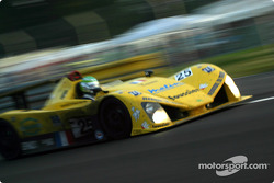 Welter Racing WR-Peugeot LMP-2002