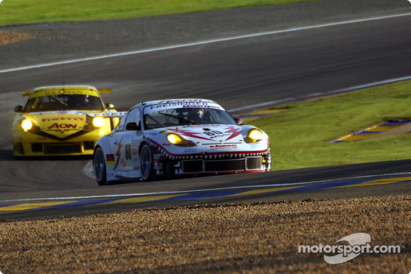 Freisinger Motosport Porsche 911 GT3-RS