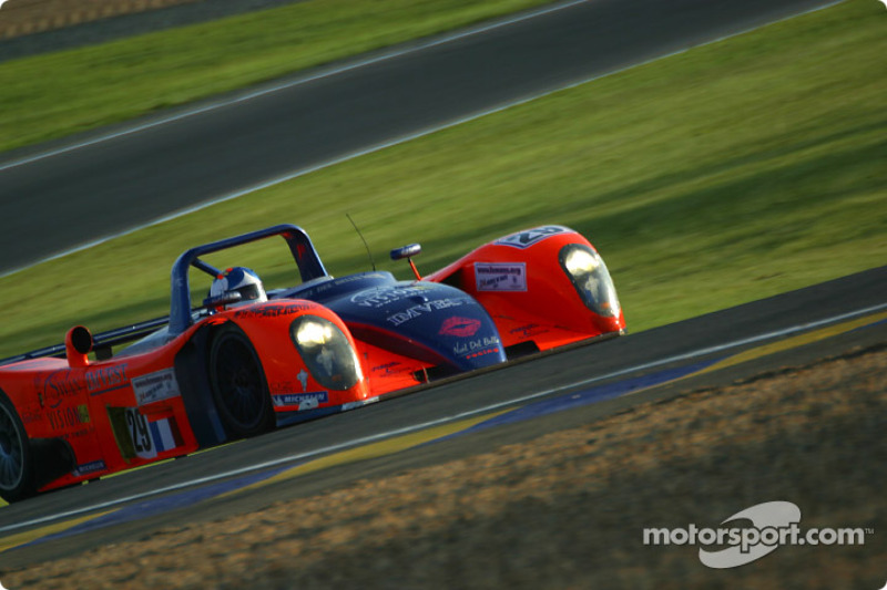 Reynard-VW 2KQ de Noel del Bello Racing