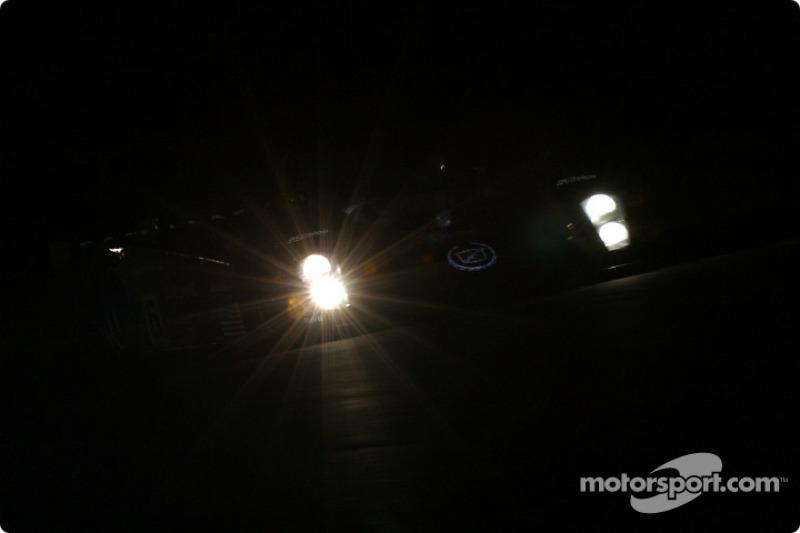 Cadillac Northstar LMP-02 del Equipo Cadillac