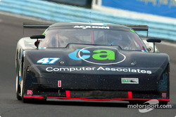 The father-son duo of Charles and Rob Morgan captured the times first victory in the Rolex Series, winning the AGT class at the 6 Hours of The Glen