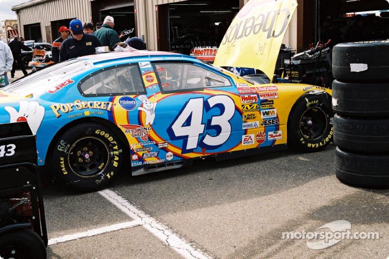 Auto de John Andretti
