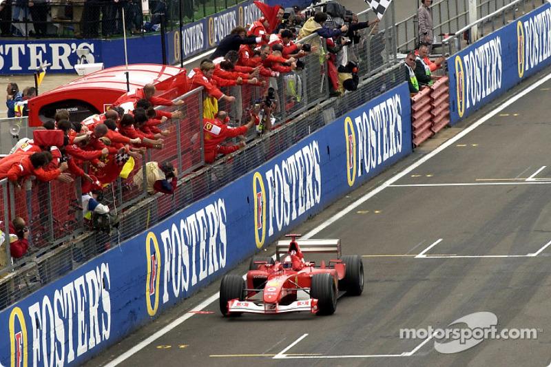 2002 Brit GP