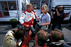 Interview for Mika Salo
