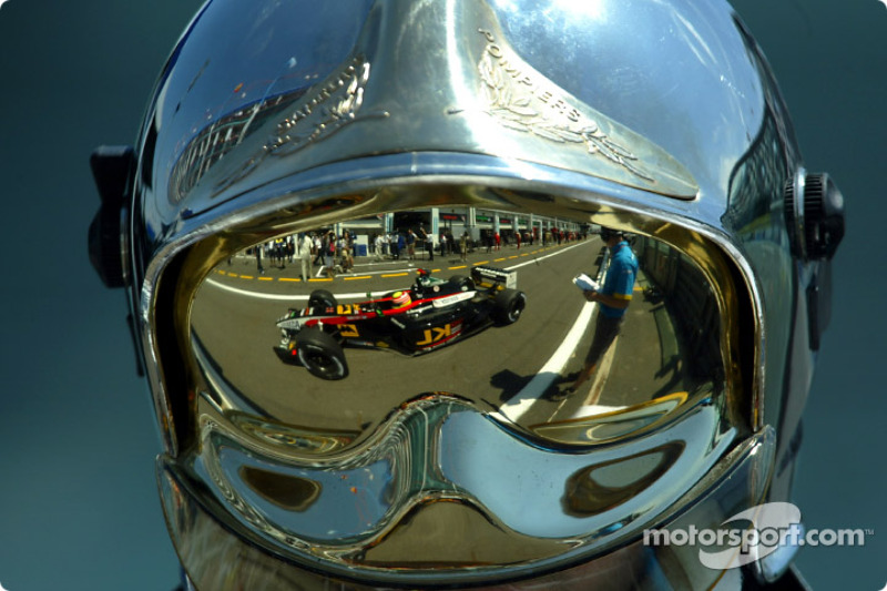Reflection of Alex Yoong