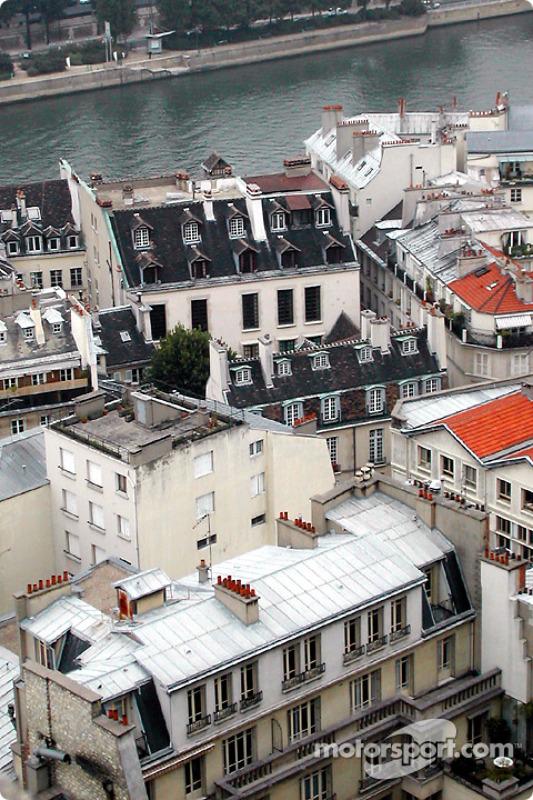 Vista desde la torre de Notre Dame