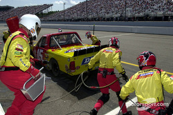 Pitstop for Rich Bickle