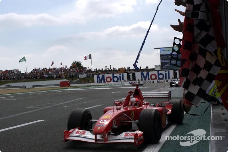 Ferrari - 2002 (GP Perancis)