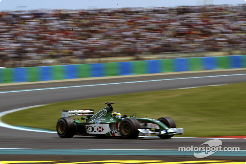 Педро де ла Роса, Jaguar Cosworth