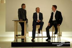David Richards ve Jenson Button
