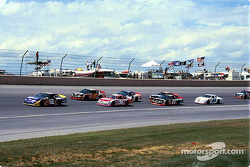 Kerry Earnhardt leading the field