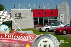 Bezoek aan Gilles Villeneuve Museum: welkom in het museum