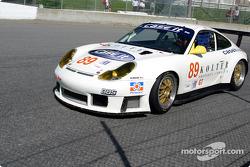 Porschehaus Racing Porsche 911 GT3-RS