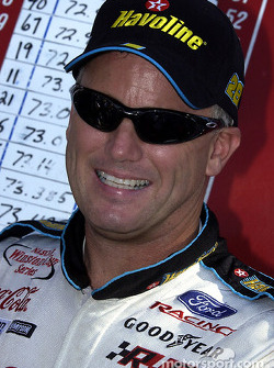 Pole winner Ricky Rudd