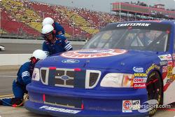 Rick Crawford pitstop