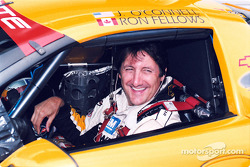 Ron Fellows happy with the Corvette