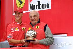 Presentación Shell: Michael Schumacher