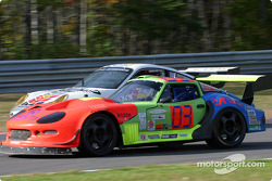 ACEMCO Porsche GT3 R and Marcos Racing USA Marcos Mantis