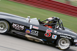 GT2 class qualifying: Trent Terry