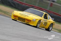 GT2 class qualifying: David Finch