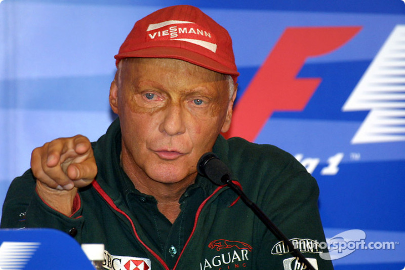 FIA Thursday press conference: Niki Lauda