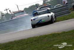 GP class qualifying: Robert Beaulieu spins