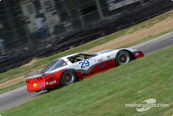 GT1 class qualifying: Bryan Long