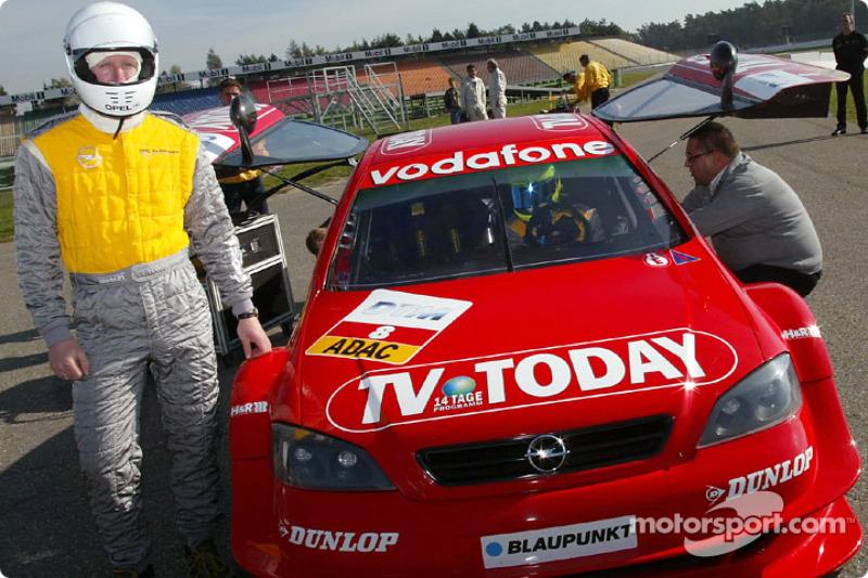 Día de prensa de DTM: Joachim Winkelhock