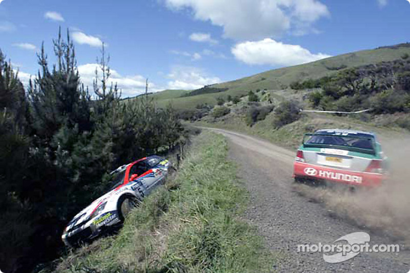 El accidente de Colin McRae