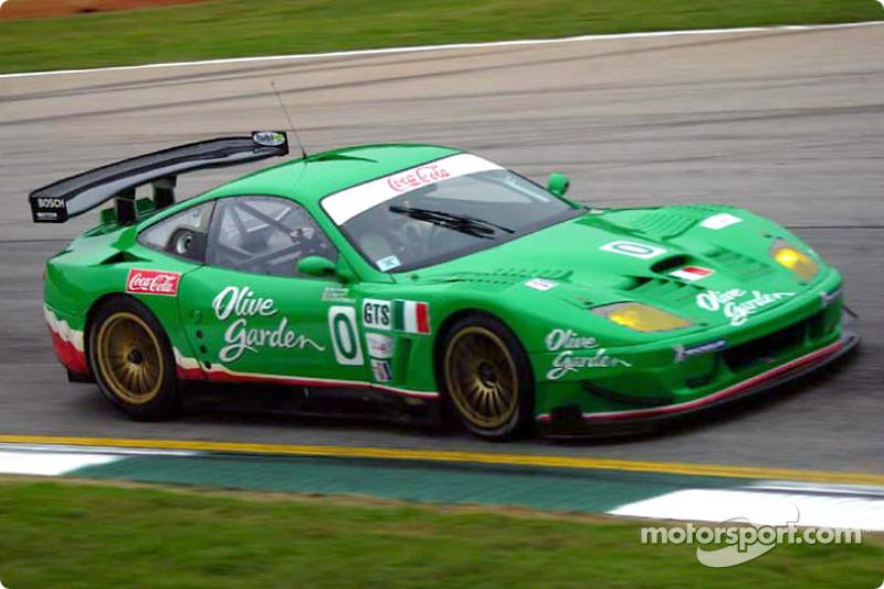 Team Olive Garden Ferrari 550 Maranello at Road Atlanta
