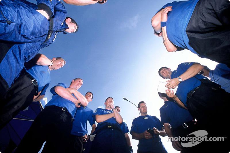 Ingenieros de Subaru